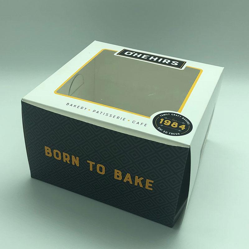 Cake, Tart & Donut Boxes