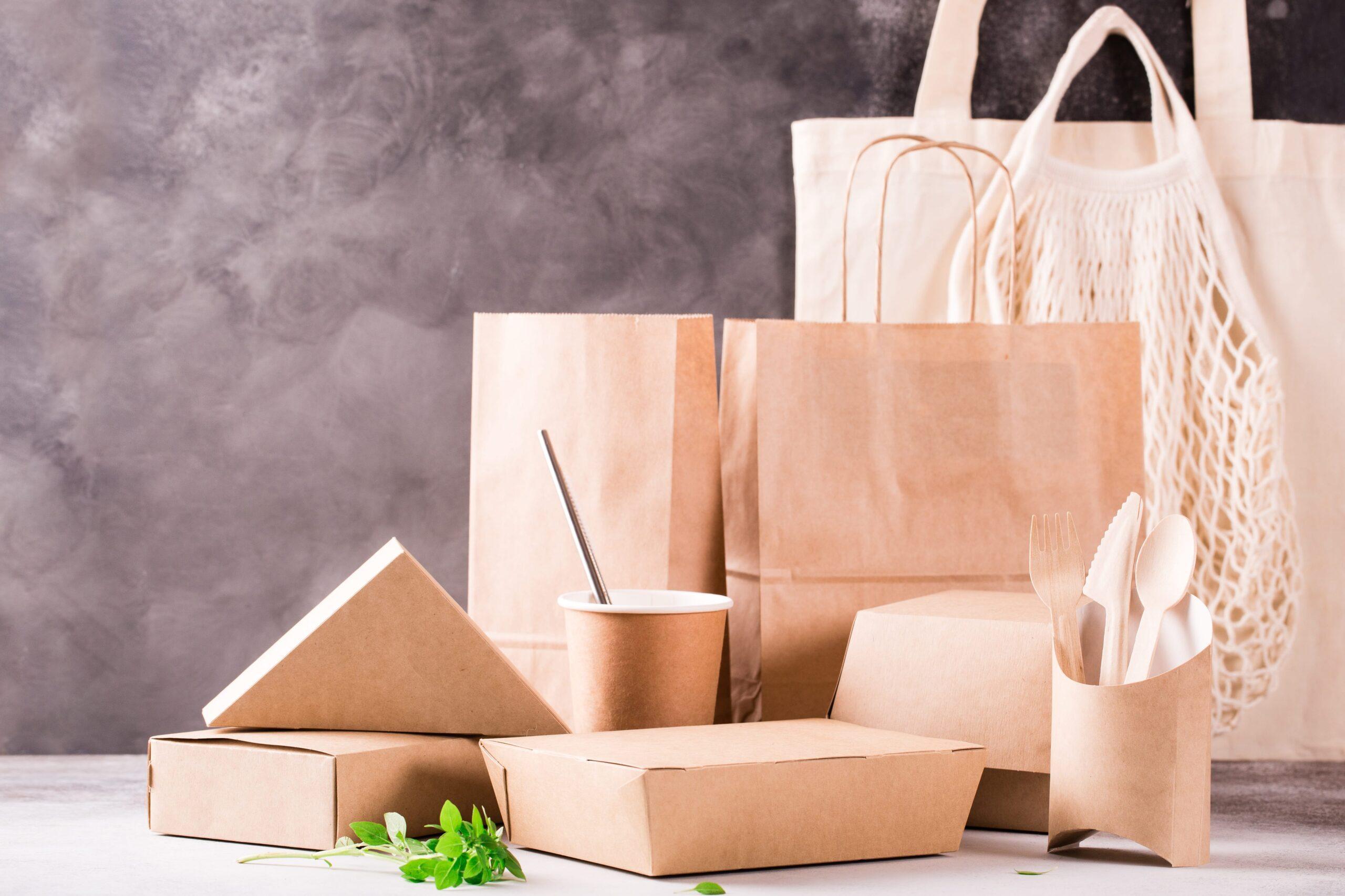 Most popular food packaging materials